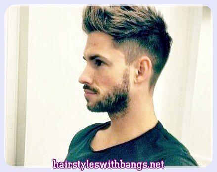 2018 Mens Medium Short Hairstyle Mode Pinterest Cheveux