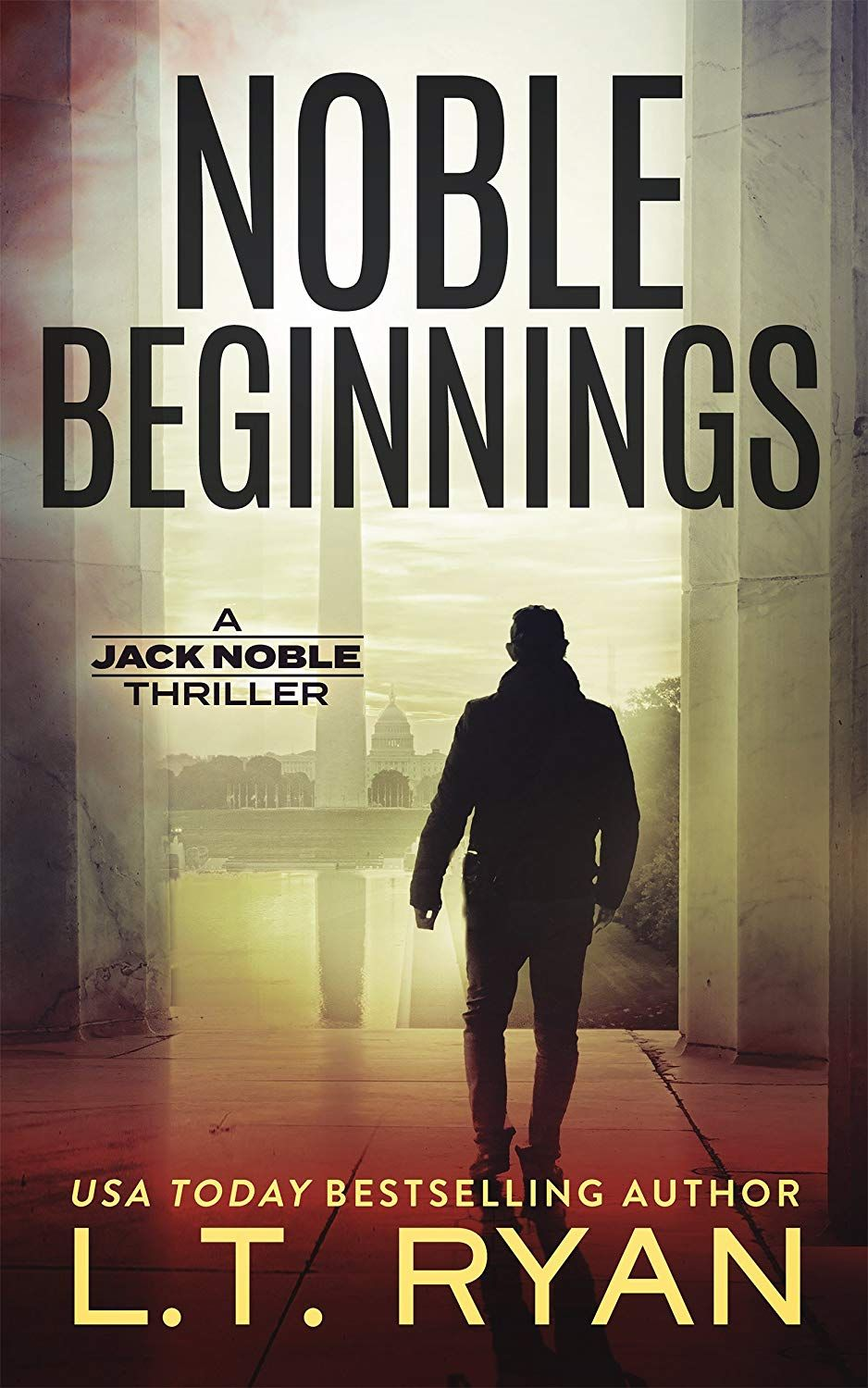 Amazon Uk Books Noble Beginnings A Jack Noble Thriller Jack Noble 1 By L T