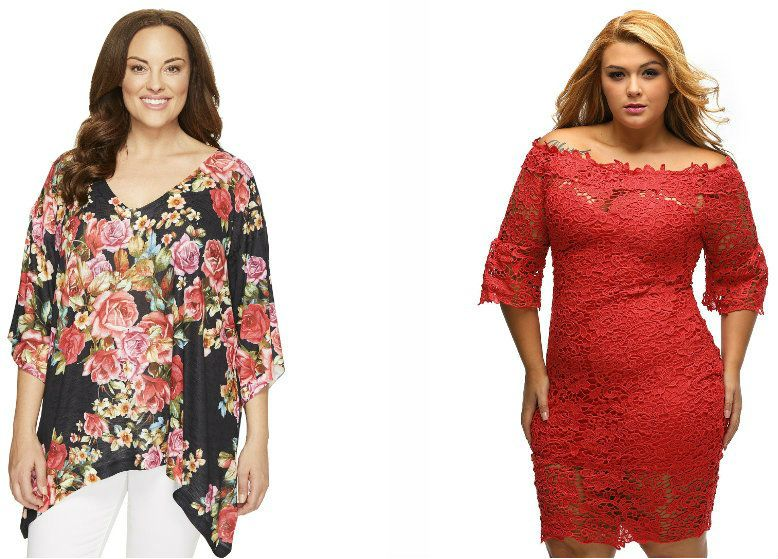 Some Shopping Spree For Outfits Introduced By The Plussize