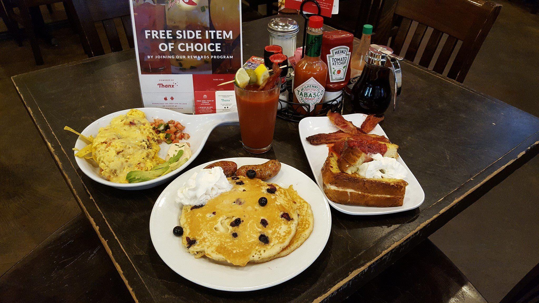 The 10 Best Breakfast Spots in Louisiana!