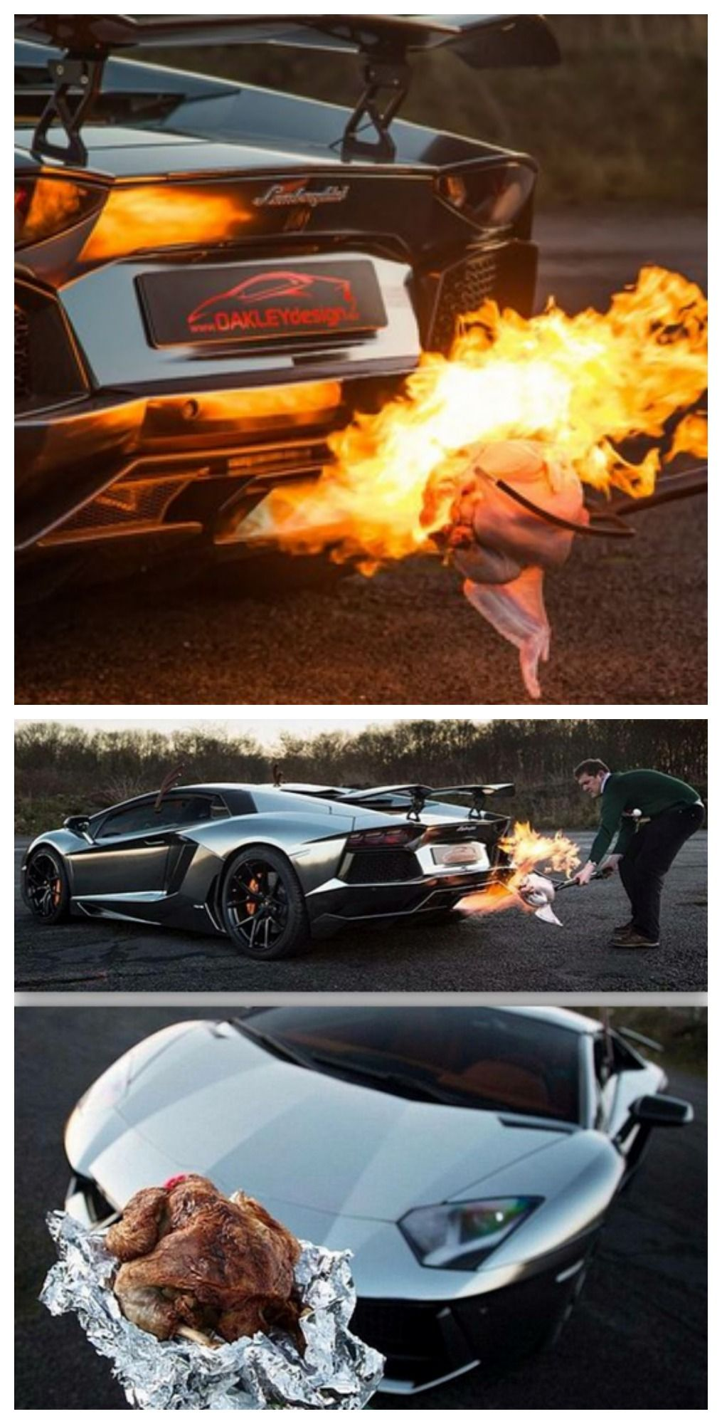 5 Hot Videos of Supercars Shooting Flames - watch this Oakley ...