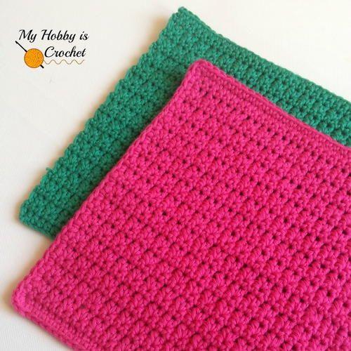 Easy Crochet Dishcloth | neue Ideen, Neuer und Ideen