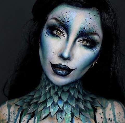 Maquillaje perfecto para Halloween mujer estilo moda