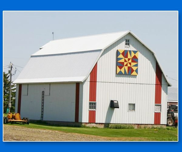 :: Butler County, Iowa :: Barn Quilts