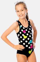 7fc7c9807c Limeapple 'Belize' Racerback One-Piece Swimsuit (Little Girls & Big Girls)