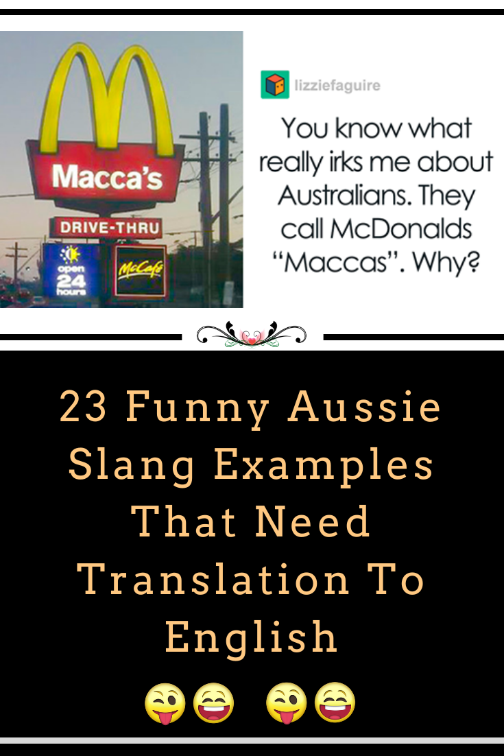 23 Funny Aussie Slang Examples That Need Translation To
