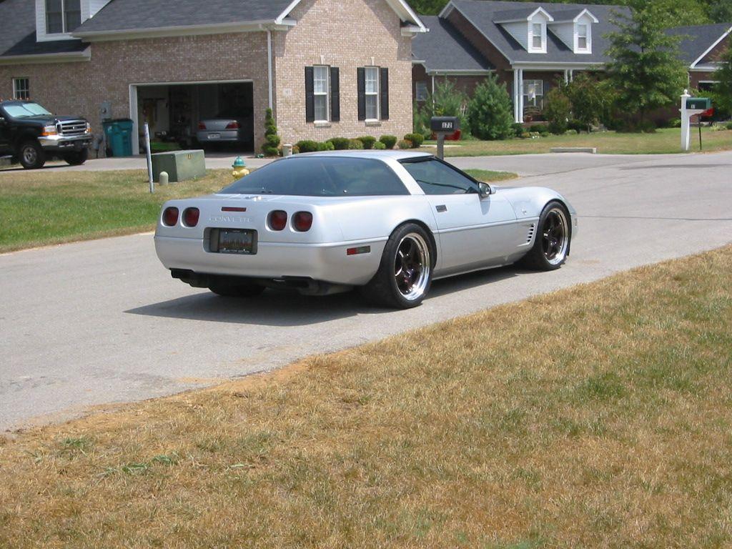 Corvette 1994 chevy corvette : 45 best C4 Corvette images on Pinterest | Corvettes, Corvette c4 ...
