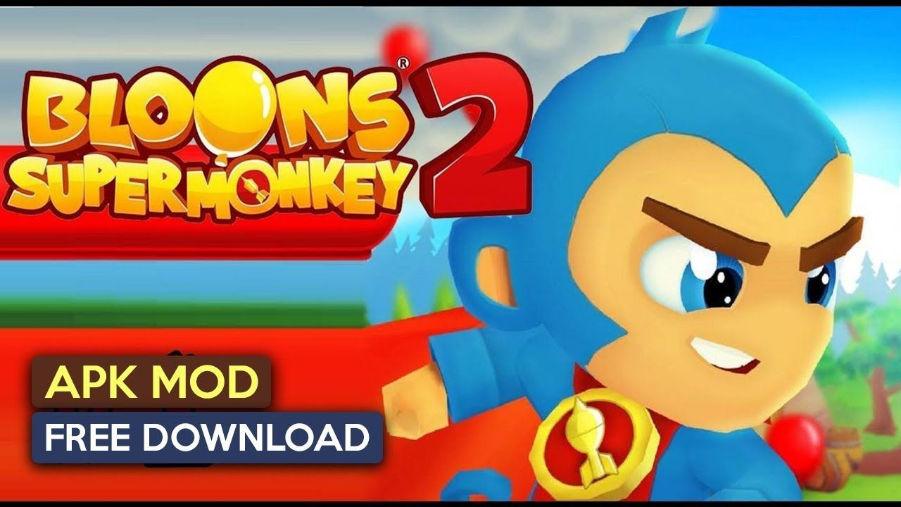 Bloons Supermonkey 2 Apk Mod for Android free Download