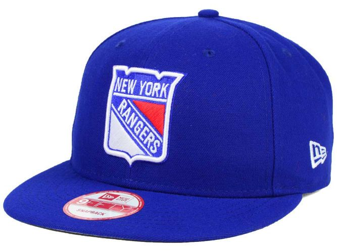 the best attitude 31339 fc497 New York Rangers New Era NHL All Day 9FIFTY Snapback Cap Hats