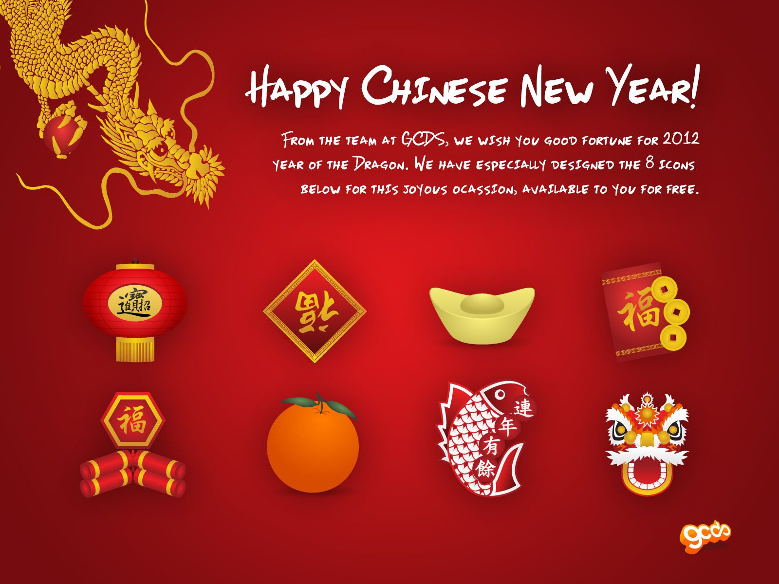 Happy Chinese New Year For 2012 Year Of The Dragon Click On The Image To Get The Z Happy Chinese New Year Chinese New Year Wishes Chinese New Year Greeting