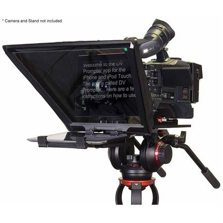 Image of Teleprompter package for the iPad package is for