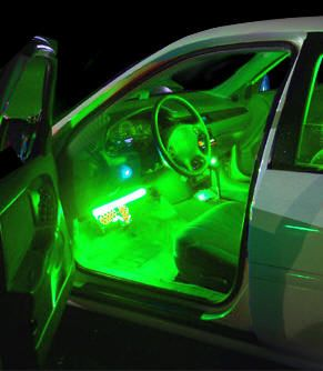 Led car interior lights ebay ebay motors autos used cars ridin 39 like a balla d for Led car interior lights ebay