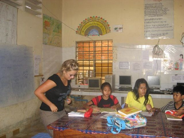 Volunteer Abroad Cambodia http://www.abroaderview.org