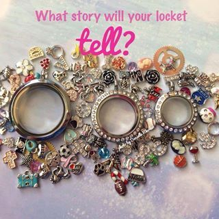 What story will your locket tell?