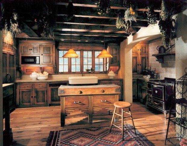 European Farmhouse In Edina   Traditional   Kitchen   Minneapolis   By  Bruce Kading Interior Design. I Can Picture Myself In My Flannel Pju0027s  Making Holiday ...