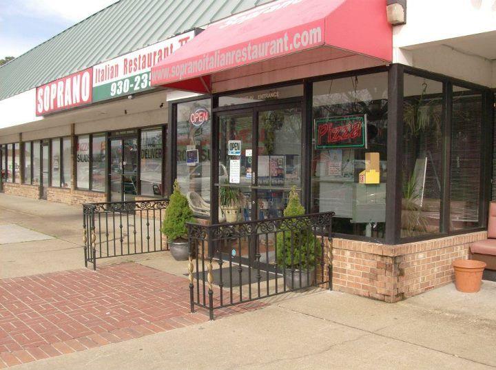 Soprano Italian Restaurant Ii In Newport News Va Restaurants