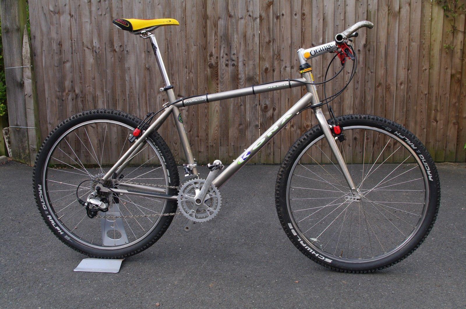 Early 1990 S Kona Hei Hei Vintage Mountain Bike 19 Vintage