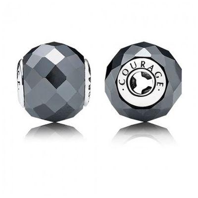 Pandora Essence silver and Synthetic Hematite Charms   Pandora ...
