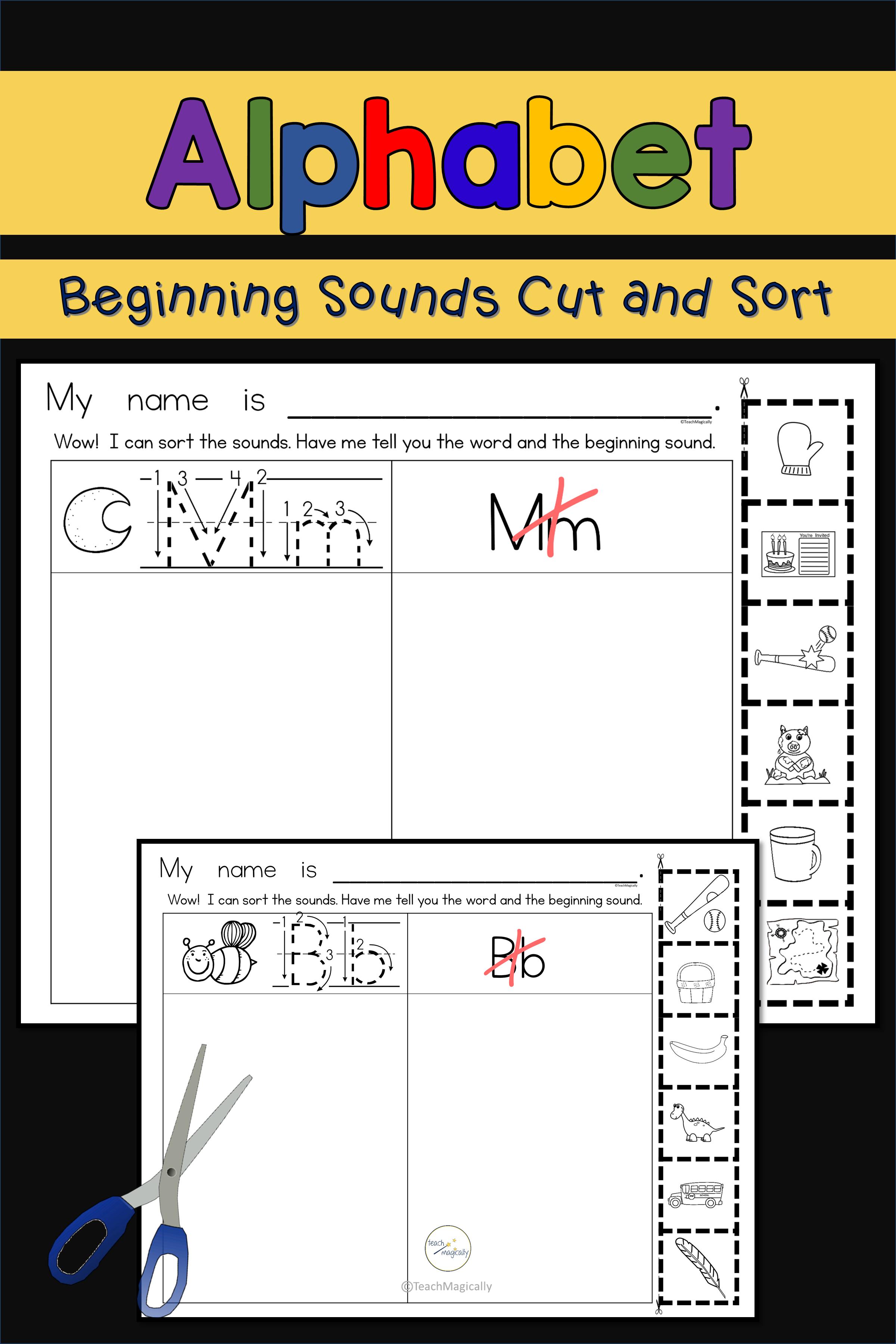 Pin On Beginning Sounds Beginningsounds