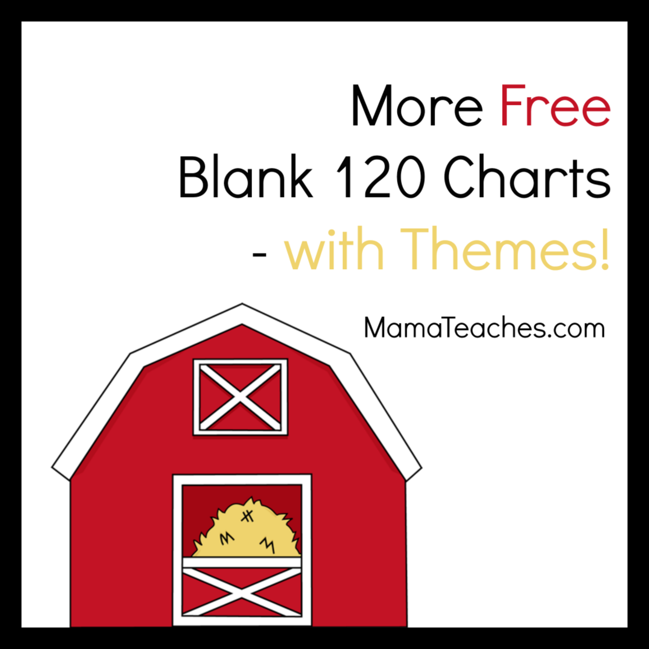 More Free Blank 120 Chart Templates With Themes