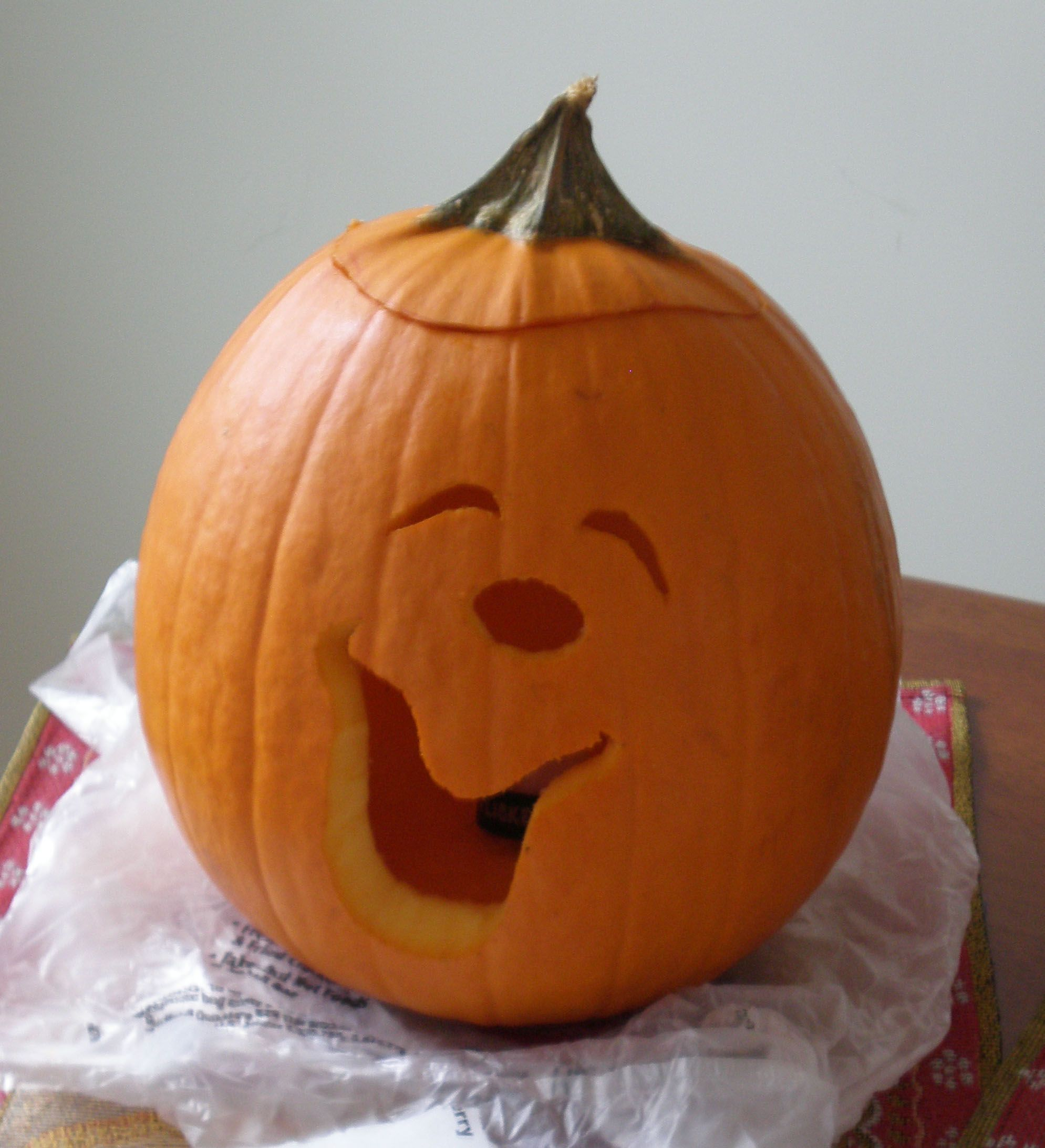 Welcome to Oneluckybug.com! Fun , Pumpkin Carvings