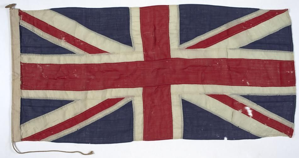 Flag Union Jack World War Ii Victory In Europe Day