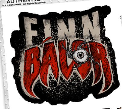 Finn Balor Logo Wwe
