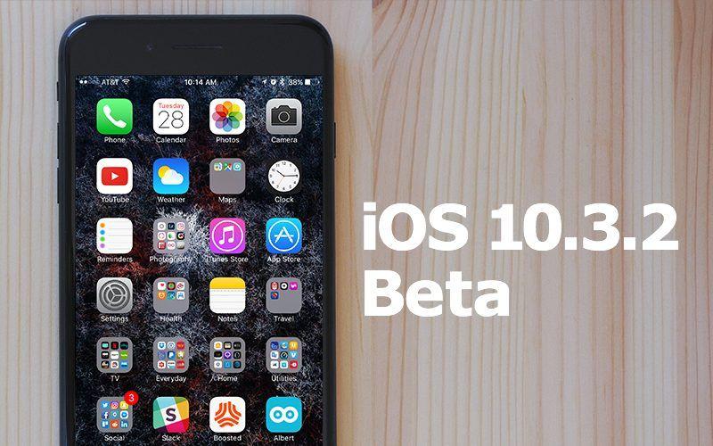 Apple vydal třetí betu iOS 10.3.2 pro vývojáře https   www.macblog ... 9943b8d2de7