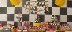 Jayden's 4th Birthday  Birthday - Cars birthday - racing