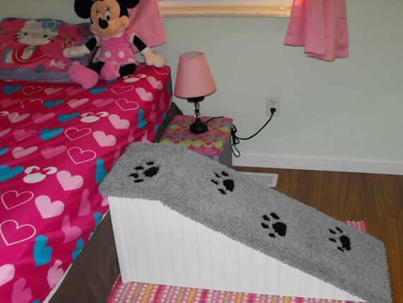 Dog Pet Ramps 18 High Designer Pet Ramp Hand By HamptonBayPetSteps