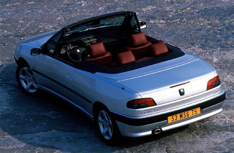 0455064 Peugeot 306 Cabriolet 1 6 1999 Jpg 800 525 Cabrio Youngtimer Oldtimer