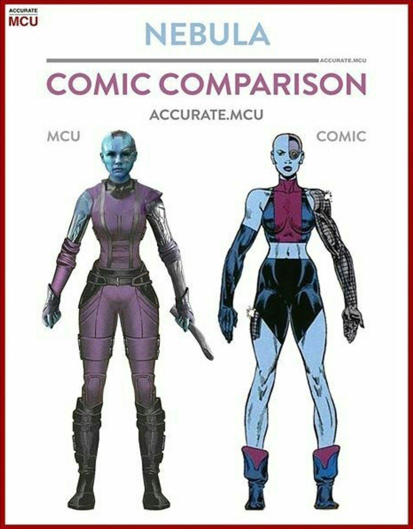 Nebula | Guardians of the Galaxy (+ cosmic) | Pinterest ...