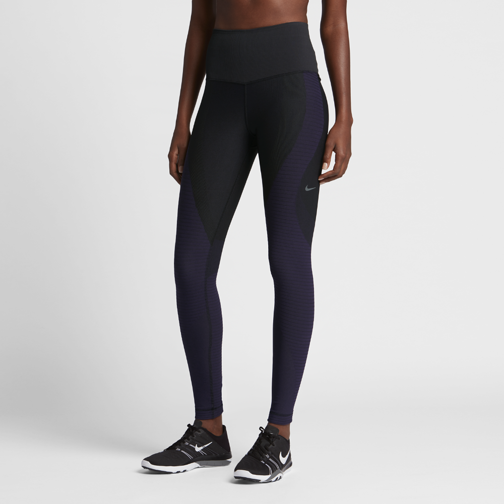 633d3e03 Nike Zoned Sculpt Women's Training Tights Size Medium (Black) - Clearance  Sale
