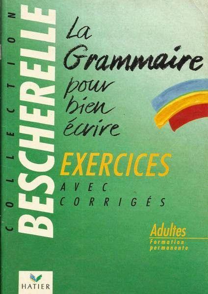 la faculté: Télécharger Livre : La Grammaire Pour Bien ...
