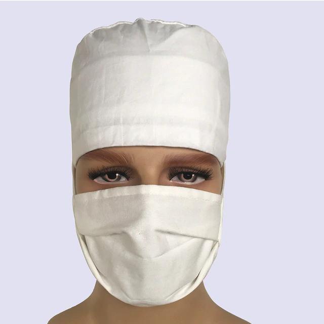 Nurses Headwear Scrub Hats Medical Uniforms Surgical Caps