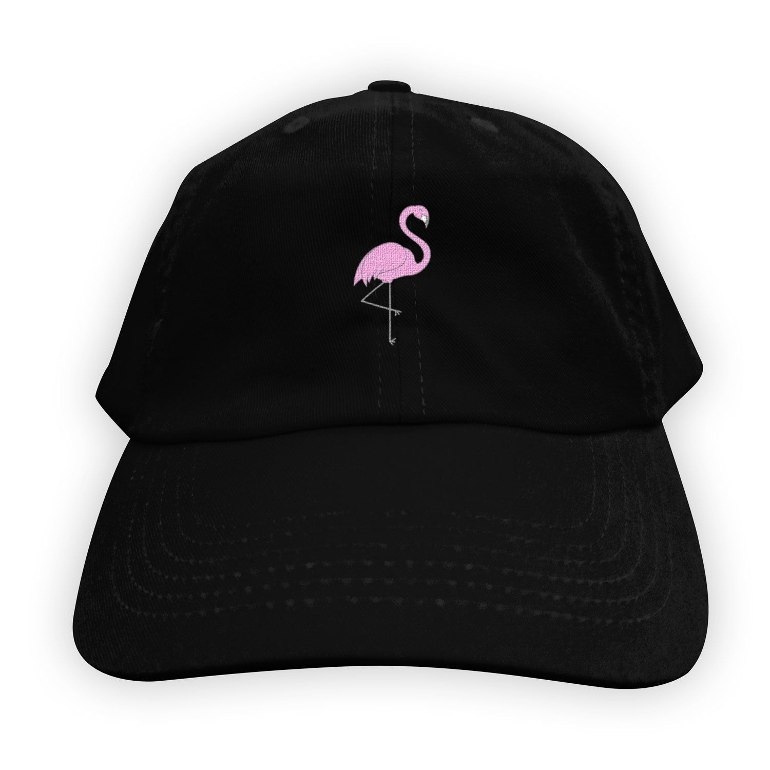 a9d8b31c2b0ad Function - Pink Flamingo Men s Dad Hat Black