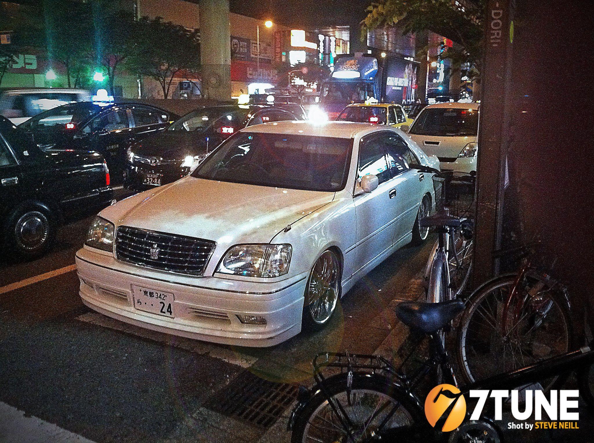 White Yakuza VIP (via @7Tune )