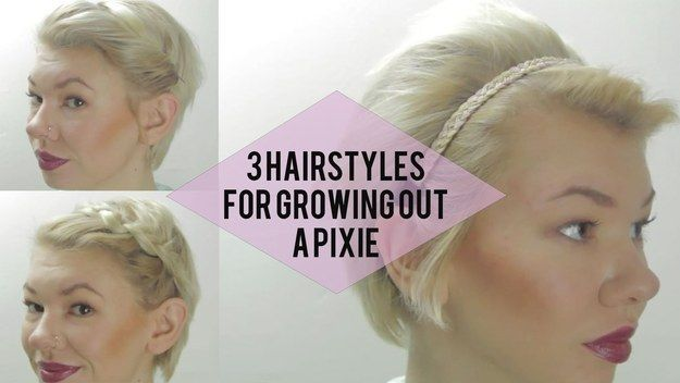 17 Things Everyone Growing Out A Pixie Cut Should Know | HairCut