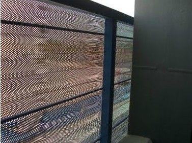Perforated Sheet Metal Manufacturers Metal Railings Perforated Metal Railing
