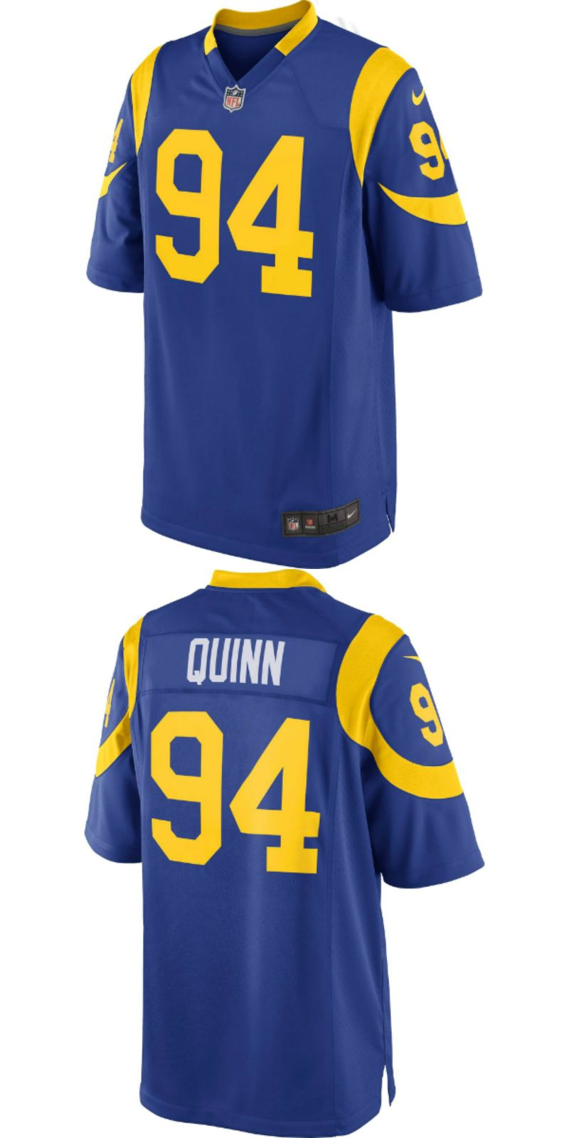 Up To 70 Off Robert Quinn Los Angeles Rams Nike Alternate Game Jersey Royal Blue Los Angeles Rams Tattoos Star H Los Angeles Rams Calvin Johnson Sports Gear