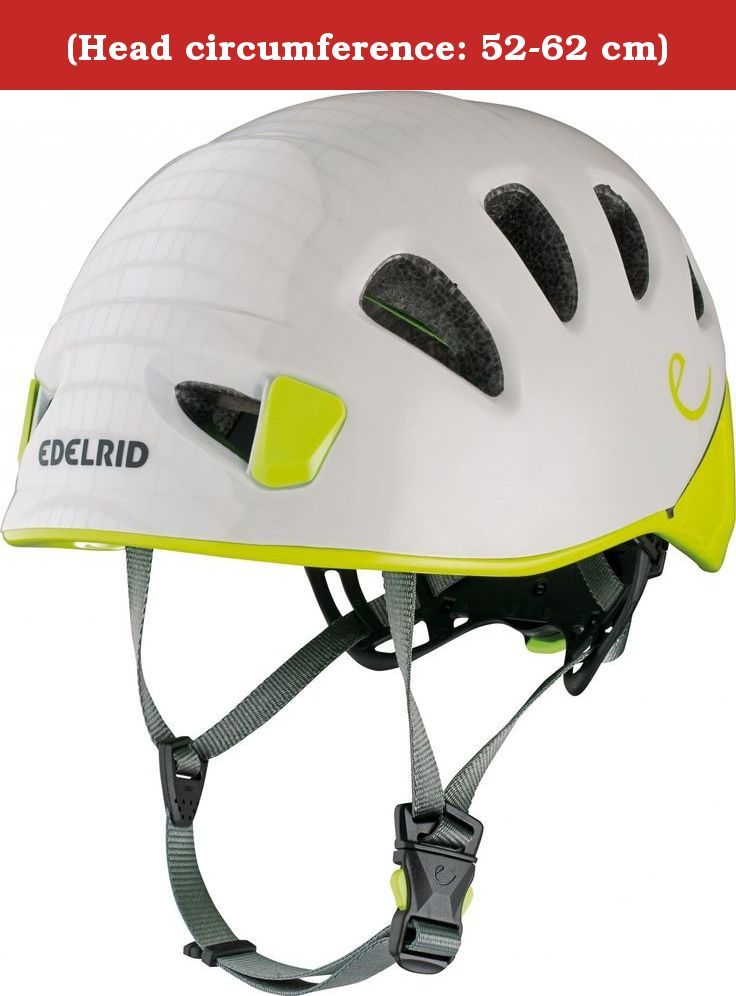 (Head circumference 5262 cm). Climbing helmet Type