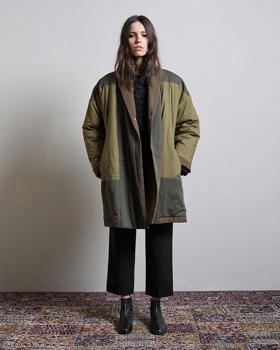 Isabel Marant Etoile Flor Quilted Coat Acne Studios Memphis Lambsfur Pullover Isabel Marant Etoile Melina Trouser Rob Fashion Jacket Style Trendy Jackets [ 1125 x 900 Pixel ]