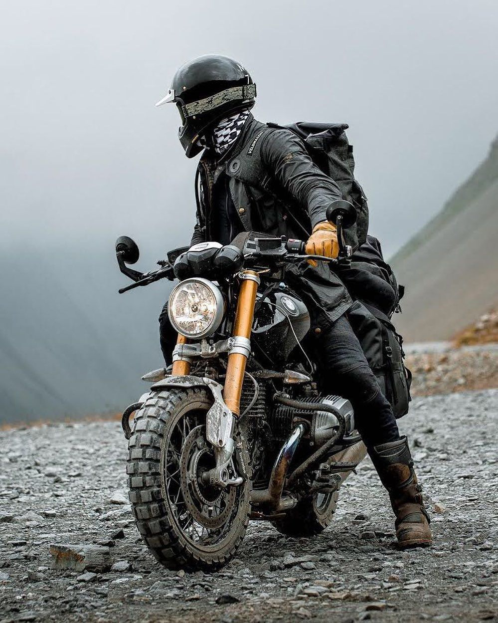 Cafe Racers Modern Classics On Instagram Let The Adventure