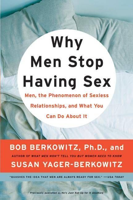 What should a man do in a sexless marriage