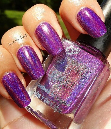 Too Fancy Lacquer - LE - Don't Leave me Behind