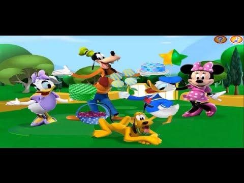La casa de mickey mouse en espa ol mousekespotter juegos - La casa de mickey mouse youtube capitulos completos ...