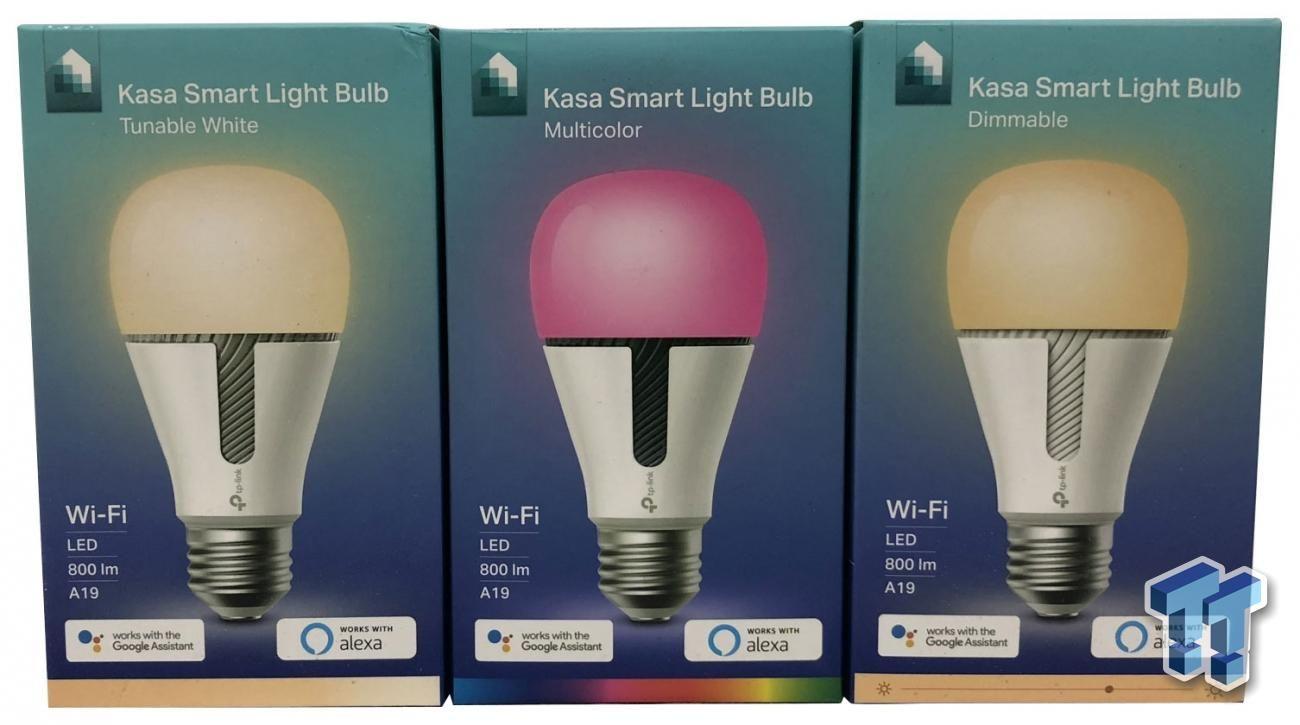 Tplink Kasa Smart Light Bulbs Review Smart Light Bulbs Bulb Light Bulbs