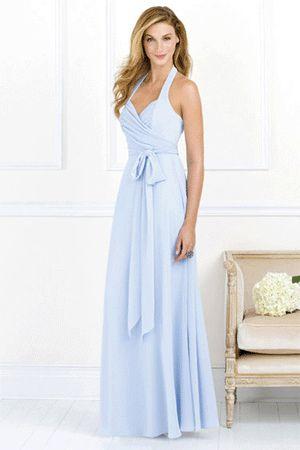 blue wedding dresses | Wedding dresses: light blue wedding dresses ...