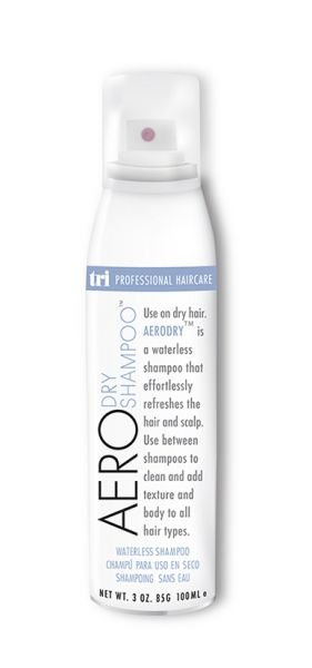 Aero Dry Shampoo Is A Waterless Cleanser That Refreshed The Hair And Scalp Blends With Natural Color And Won T Leave An Dry Shampoo Waterless Shampoo Shampoo