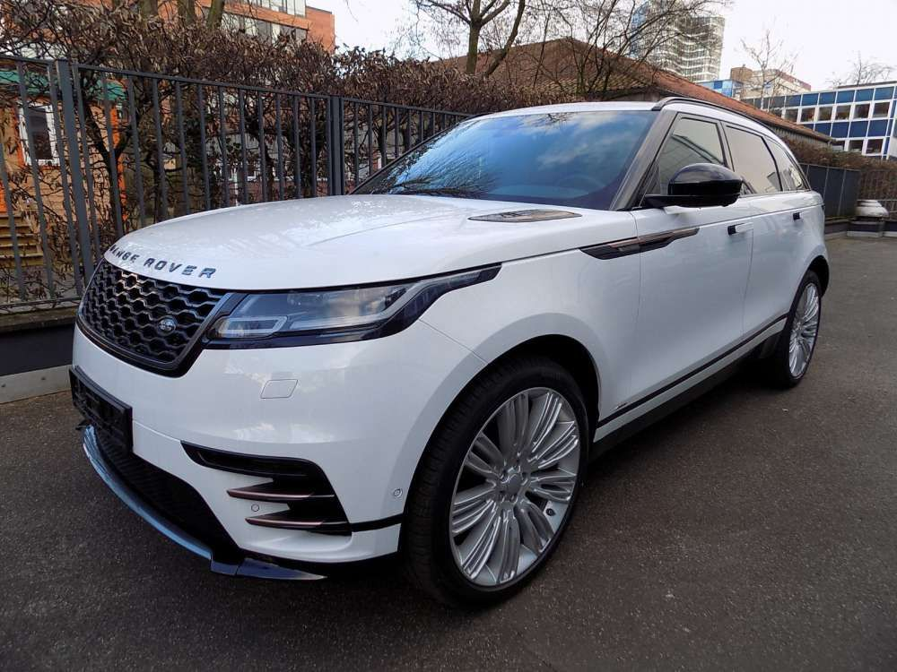 2020 Land Rover Range Rover Velar RDynamic Black HD